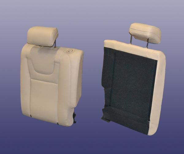 奇瑞,左后座椅靠背总成,j52-7005010ba